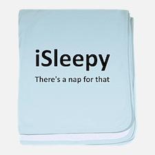 iSleepy Nap baby blanket