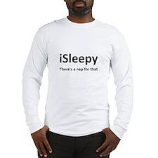 iSleepy Nap Long Sleeve T-Shirt