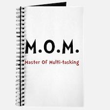 Mom Multitasking Journal