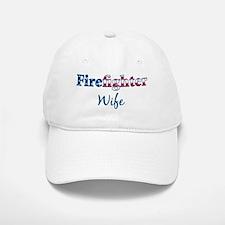 Firefighter Wife Baseball Baseball Cap