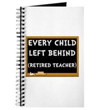 Retired Teacher Journal