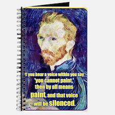 Vincent van Gogh - Art - Quote Journal