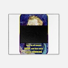 Vincent van Gogh - Art - Quote Picture Frame