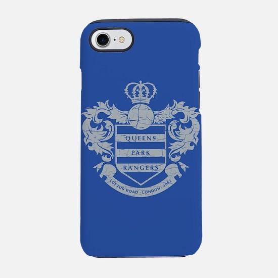Queens Park Rangers Crest iPhone 7 Tough Case