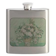 Vincent van Gogh - Art - Roses Flask