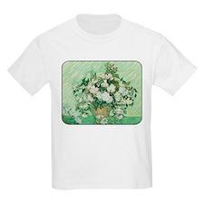 Vincent van Gogh - Art - Roses T-Shirt