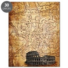 All Roads Lead to Rome Puzzle