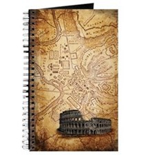 All Roads Lead to Rome Journal