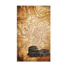 All Roads Lead to Rome Decal