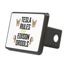 Tesla Rules Hitch Cover