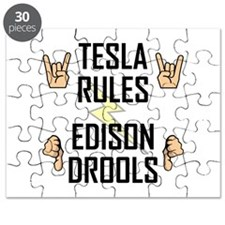 Tesla Rules Puzzle