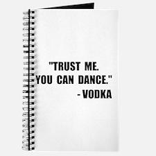 Vodka Dance Journal