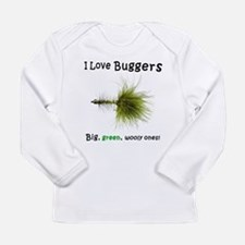 buggersbaby.jpg Long Sleeve T-Shirt