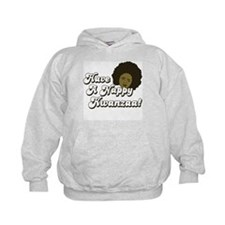 Have a Nappy Kwanzaa! Hoodie