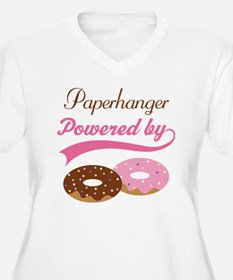 Paper Hanger Powered By donuts T-Shirt