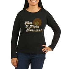 Have a Nappy Kwanzaa! T-Shirt