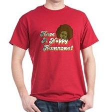 Have a Nappy Kwanzaa! T-Shirt
