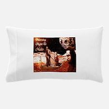 Grim Reaper Pillow Case
