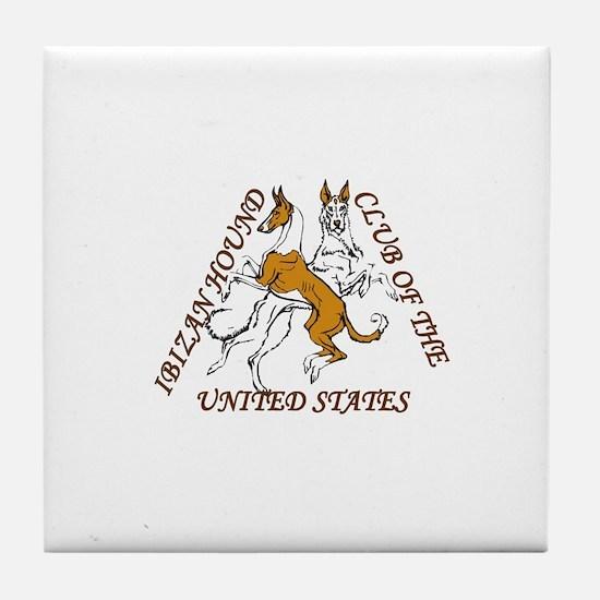IHCUS Color Logo Tile Coaster