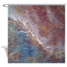 modern art design for home decor Shower Curtain