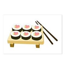 Sushi Love Postcards (Package of 8)