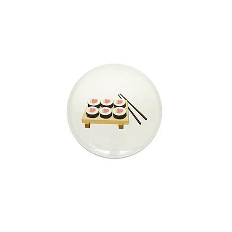 Sushi Love Mini Button