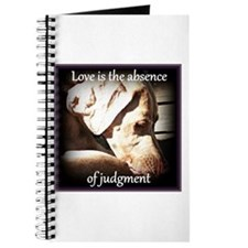 love is the absence Journal