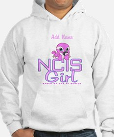 Personalized NCIS Girl Hoodie