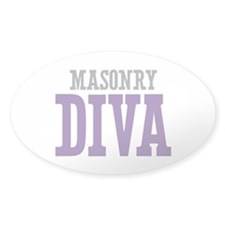 Masonry DIVA Decal