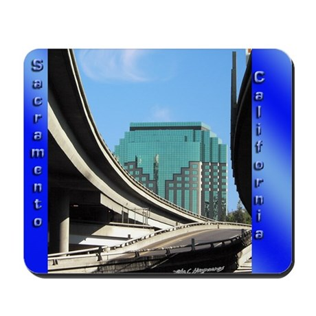 Downtown Sacramento Mousepad
