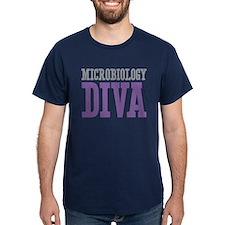 Microbiology DIVA T-Shirt