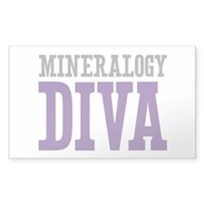Mineralogy DIVA Decal