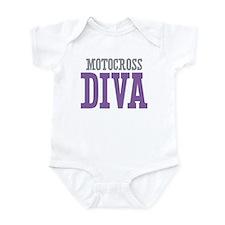 Motocross DIVA Infant Bodysuit