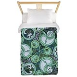 Blue celtic twin duvet Twin Duvet Covers