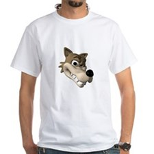 Funny Wolf Face Shirt