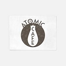 Atomic Cafe - Geek Chic 5'x7'Area Rug