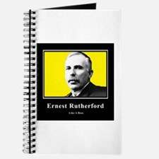 Ernest Rutherford Like A Boss Journal