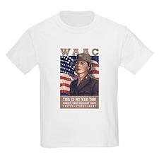 WAAC Kids T-Shirt