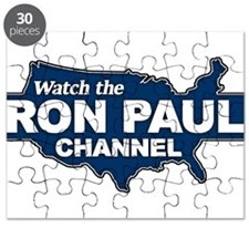 Watch The Ron Paul Channel! Puzzle