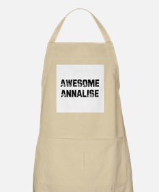 Awesome Annalise BBQ Apron