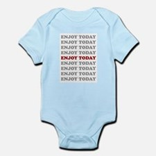 Unique Optimistic Infant Bodysuit