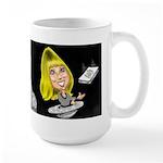 Denice Marcel Large Mug
