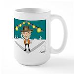 Larry Lowe Large Mug