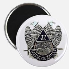 32nd degree Magnet