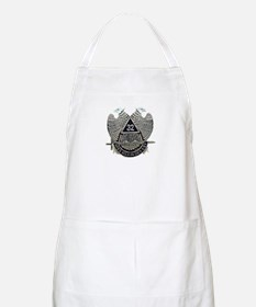 32nd degree BBQ Apron