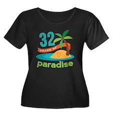 32nd Anniversary Paradise T