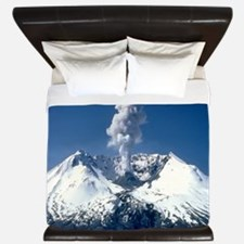 Mt. St. Helens King Duvet