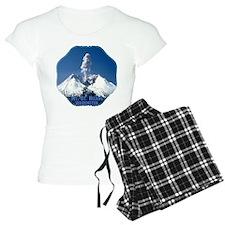 Mt. St. Helens Pajamas