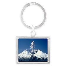 Mt. St. Helens Landscape Keychain