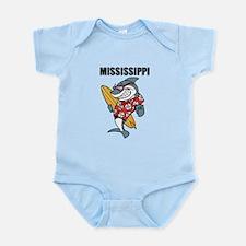 Mississippi Body Suit